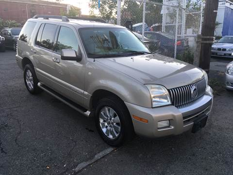 2007 Mercury Mountaineer for sale in Paterson, NJ