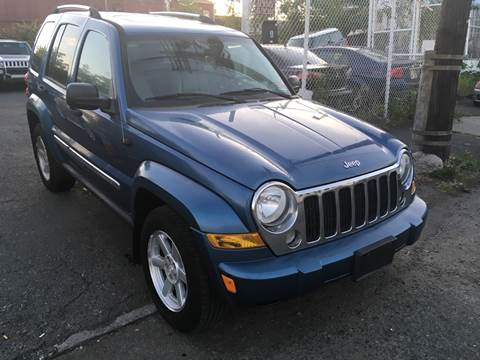 2006 Jeep Liberty for sale in Paterson, NJ