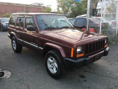2001 Jeep Cherokee for sale in Paterson, NJ