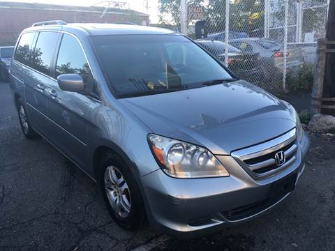 2006 Honda Odyssey for sale in Paterson, NJ