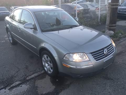 2005 Volkswagen Passat for sale in Paterson, NJ