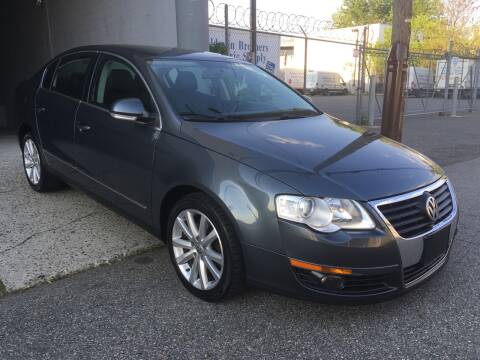 2010 Volkswagen Passat Komfort SULEV for sale at Nationwide Motors LLC. in Paterson NJ