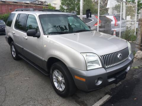 2005 Mercury Mountaineer Luxury for sale at Nationwide Motors LLC. in Paterson NJ