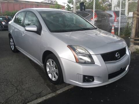 2010 Nissan Sentra 2.0 SR for sale at Nationwide Motors LLC. in Paterson NJ