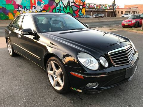 2009 Mercedes-Benz E-Class for sale in Jersey City, NJ