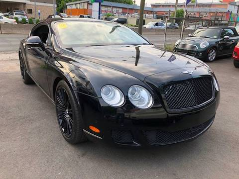 2010 Bentley Continental for sale in Jersey City, NJ