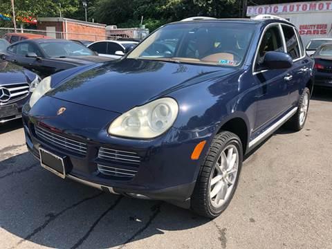 2004 Porsche Cayenne for sale in Jersey City, NJ