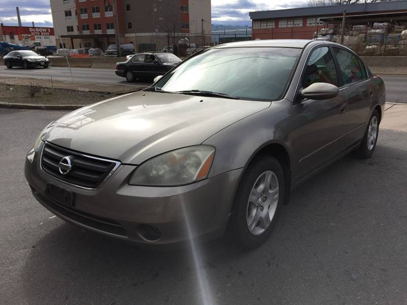 2002 Nissan Altima For Sale At Exotic Automotive Group In Jersey City NJ