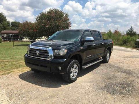 2007 Toyota Tundra for sale in Melissa, TX