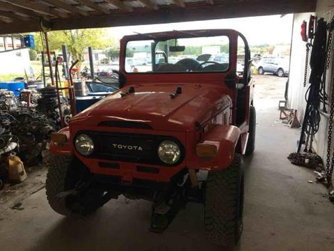 1974 Toyota Land Cruiser for sale in Melissa TX