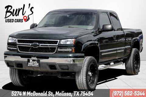 2007 Chevrolet Silverado 1500 Classic for sale in Melissa, TX