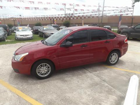 Used 2009 ford focus for sale in texas for Budget motors corpus christi