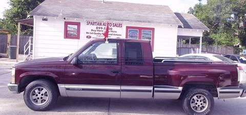 1995 GMC Sierra 1500 for sale in Beaumont, TX