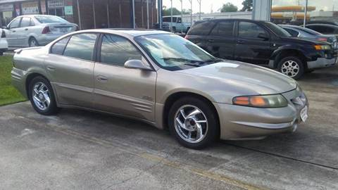 2000 Pontiac Bonneville for sale in Beaumont, TX