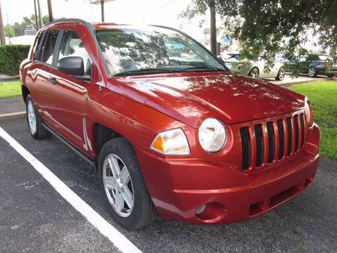 2008 Jeep Compass for sale in Richmond, TX