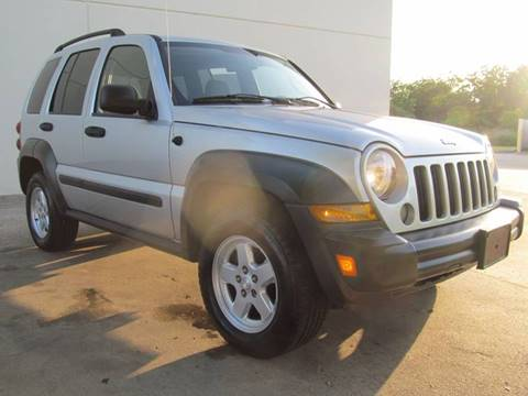2006 Jeep Liberty for sale in Richmond, TX