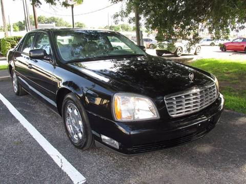 2005 Cadillac DeVille for sale in Richmond, TX
