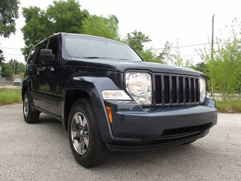 2008 Jeep Liberty for sale in Richmond, TX