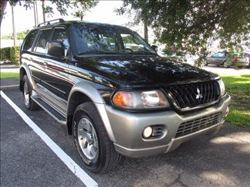 2003 Mitsubishi Montero Sport for sale in Richmond, TX