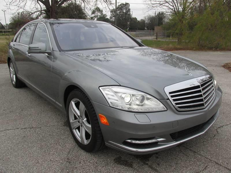 2010 Mercedes Benz S Class S 550 4dr Sedan   Richmond TX