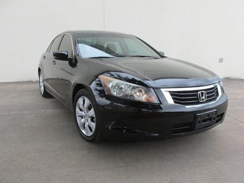 2009 Honda Accord for sale in Richmond, TX