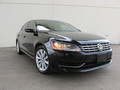 2012 Volkswagen Passat for sale in Richmond, TX