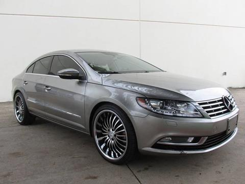 2013 Volkswagen CC for sale in Richmond, TX