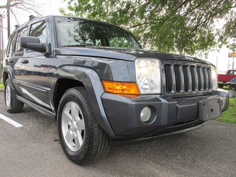 2006 Jeep Commander for sale in Richmond, TX