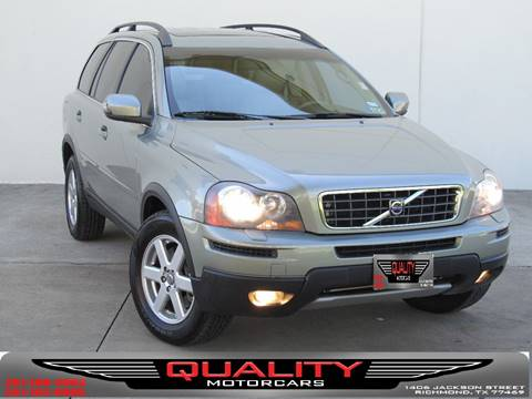 2006 Volvo XC90 for sale in Richmond, TX