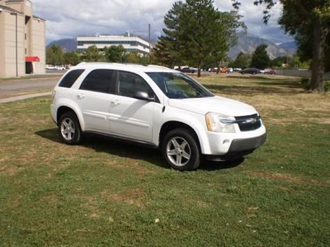 2005 Chevrolet Equinox for sale in Salt Lake City, UT