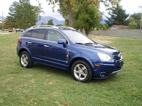 2013 Chevrolet Captiva Sport for sale in Salt Lake City, UT