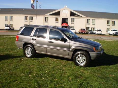 2002 Jeep Grand Cherokee for sale in Salt Lake City, UT