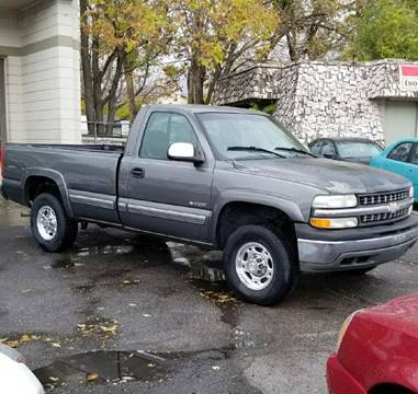 1999 Chevrolet Silverado 2500 for sale in Salt Lake City, UT