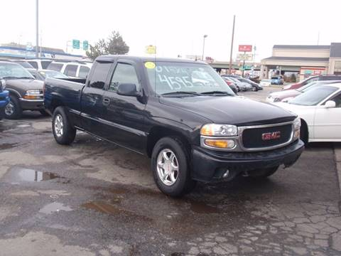 2001 GMC Sierra C3 for sale in Salt Lake City, UT