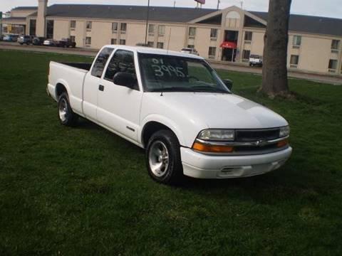 1999 Chevrolet S-10 for sale in Salt Lake City, UT
