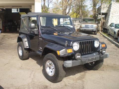 2003 jeep wrangler for sale in salt lake city ut. Cars Review. Best American Auto & Cars Review