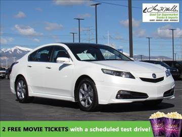 2013 Acura TL for sale in Sandy, UT