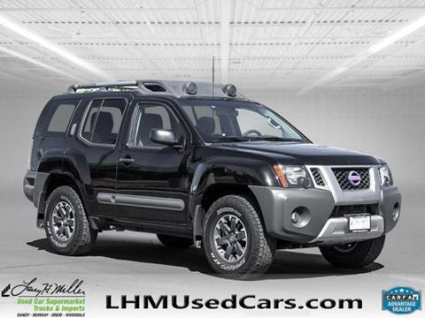 2015 Nissan Xterra for sale in Sandy, UT