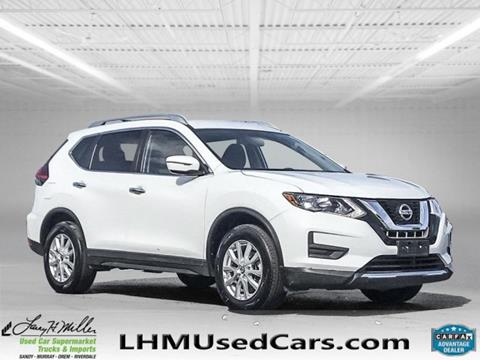 2017 Nissan Rogue for sale in Orem, UT