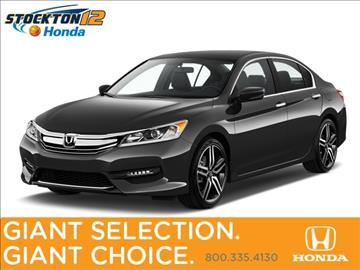 2017 Honda Accord for sale in Sandy, UT