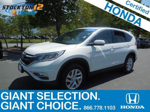 2015 Honda CR-V for sale in Sandy, UT