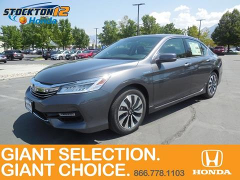 2017 Honda Accord Hybrid for sale in Sandy UT