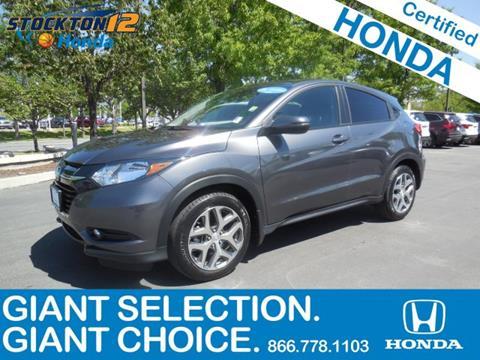 2016 Honda HR-V for sale in Sandy, UT