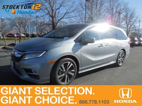 2018 Honda Odyssey for sale in Sandy UT
