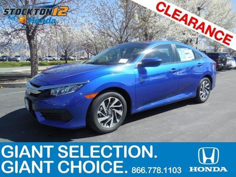 2017 Honda Civic for sale in Sandy, UT