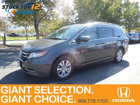 2015 Honda Odyssey for sale in Sandy UT