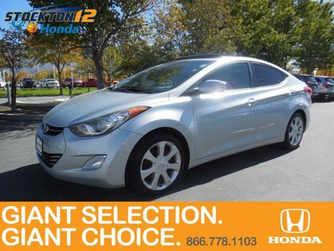 2012 Hyundai Elantra for sale in Sandy, UT