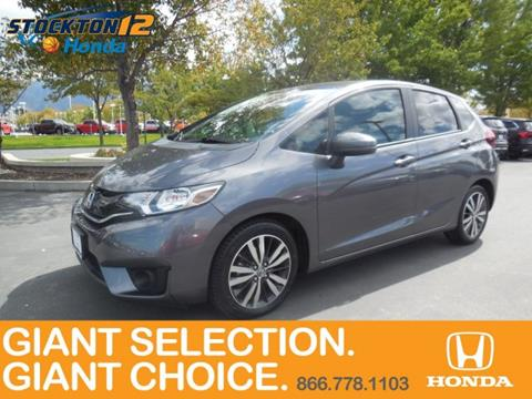 2015 Honda Fit for sale in Sandy UT