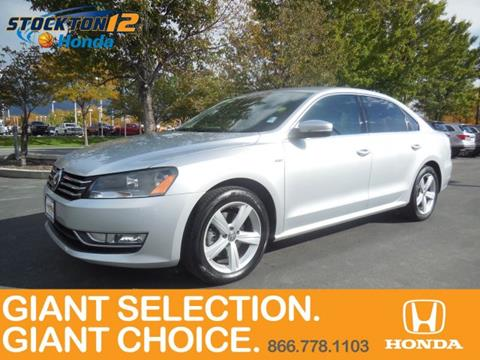2015 Volkswagen Passat for sale in Sandy, UT