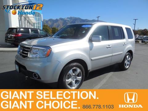 2015 Honda Pilot for sale in Sandy, UT